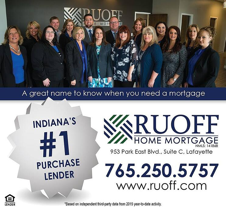 Ruoff Home Mortgage Lafayette Branch