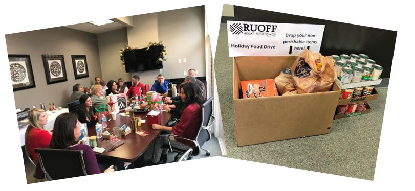Happy Holidays from Ruoff Home Mortgage's Bloomington, Indiana Branch