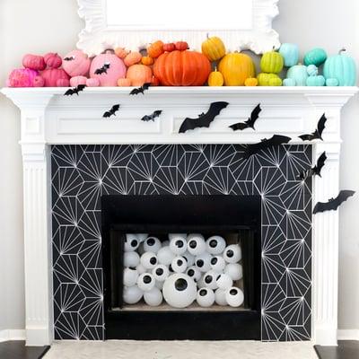 halloweenfireplace