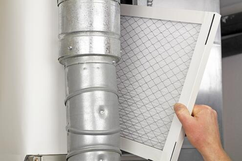 Change the AC/Furnace Filter