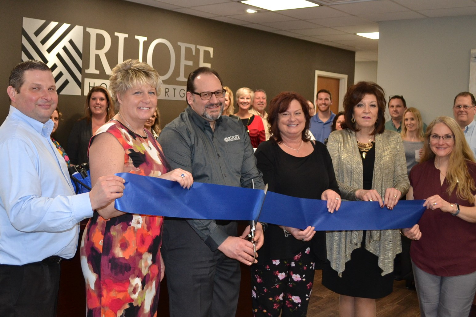 Best Group Pic of Grand Opening Ribbon Cutting_